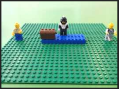 Video: Explanation using LEGOs